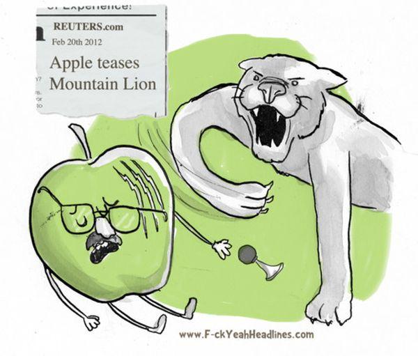 Illustrated Headlines