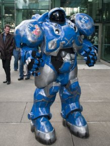 Awesome StarCraft 2 and Diablo III Cosplay