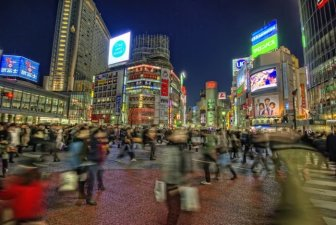 HDR Photos of Tokyo