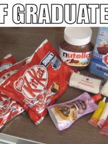 Graduation Pie for the Girlfriend