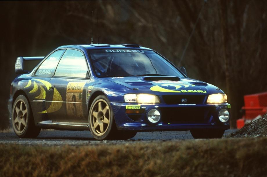 Subaru Wrx Sti Vehicles