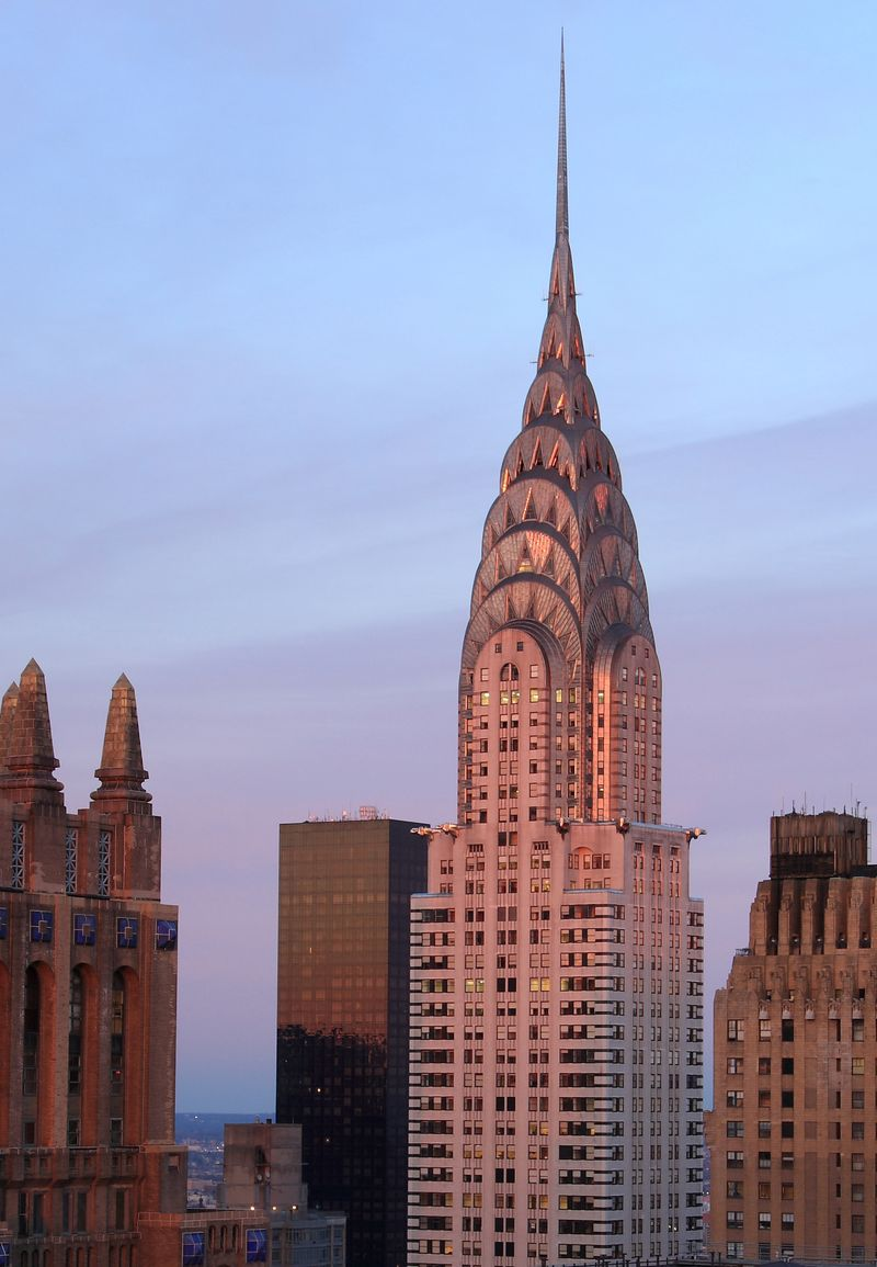 Chrysler Building Others