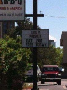 WTF Public Signs