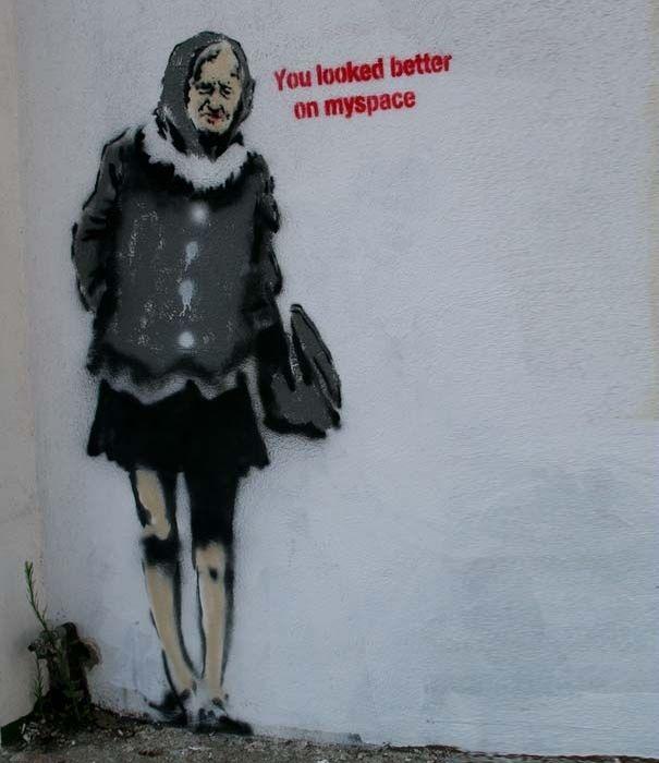 Geeky Street Art