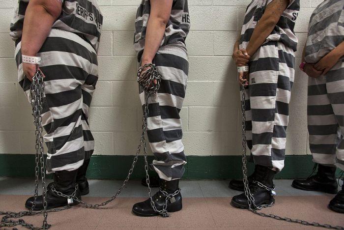 America's Only All-female Chain Gang in Arizona