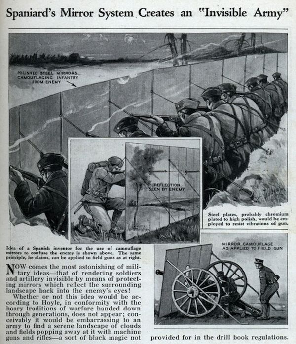 Old Military Innovations