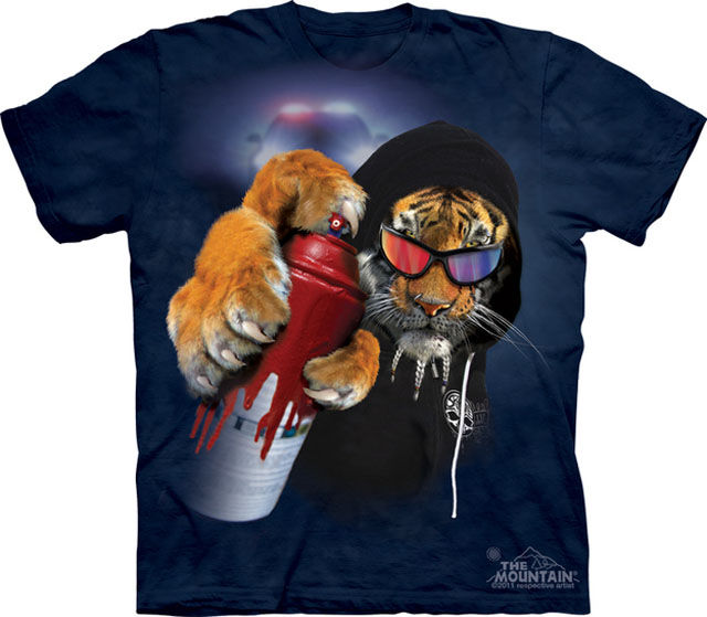 Manimals T-Shirts Are Just What You Need