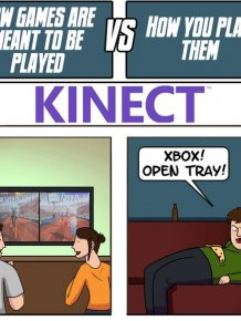 How Games Are Meant To Be Played vs. How You Play Them