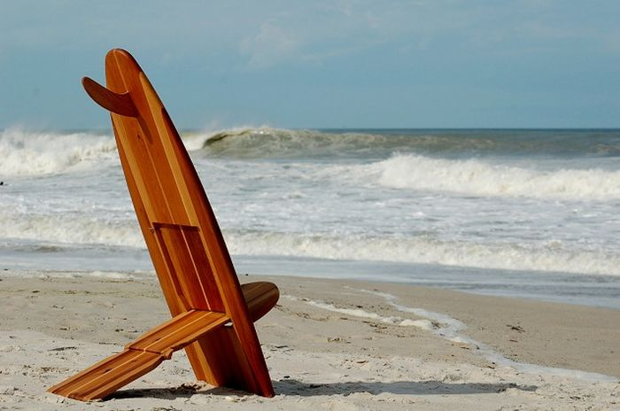 Surfboard Chairs