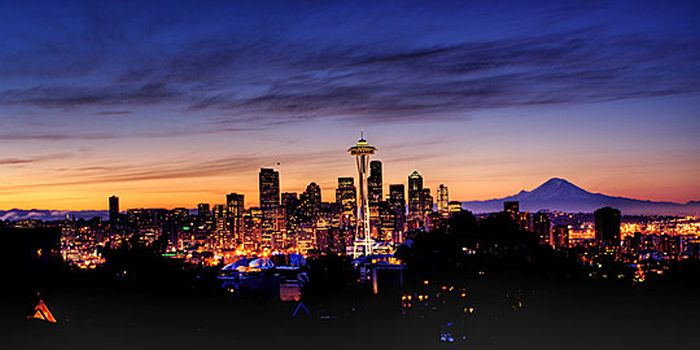 HDR City Skylines