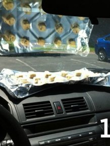 How to Bake Cookies Inside a Car