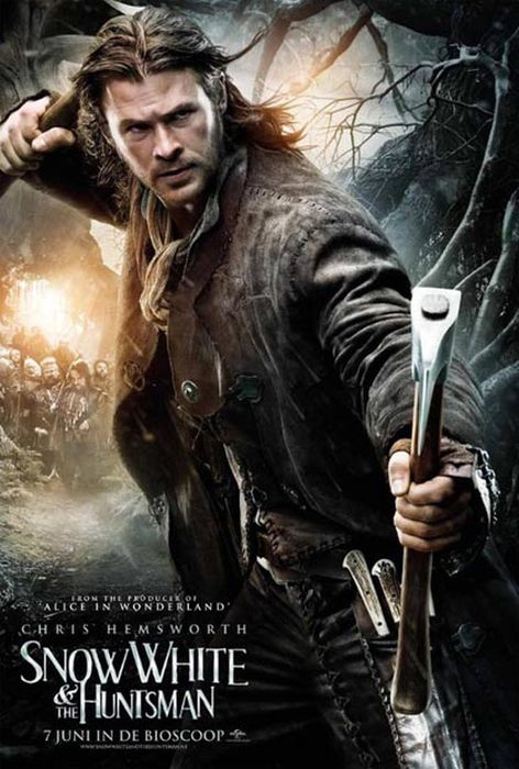 2012 Movie Posters