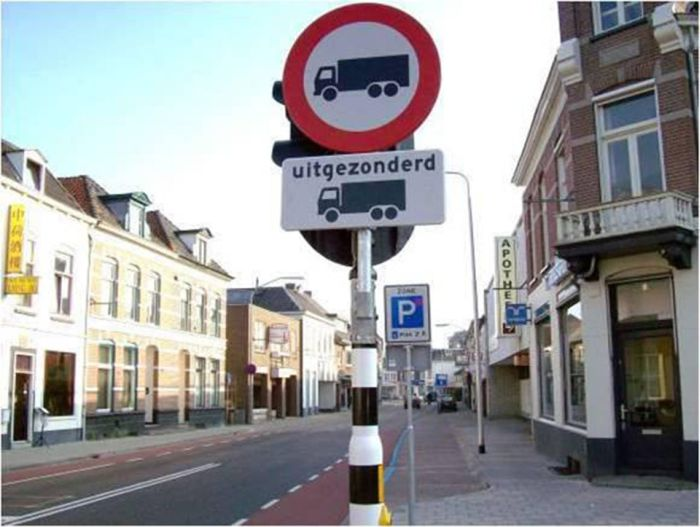 Traffic in the Netherlands