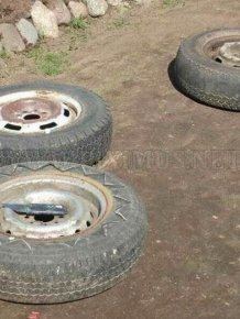 Second Life of Tires