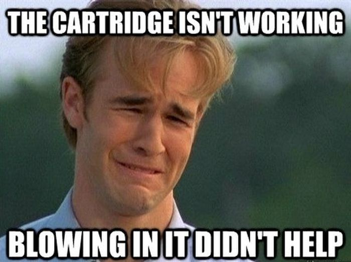 Best of the 1990s Problems Meme
