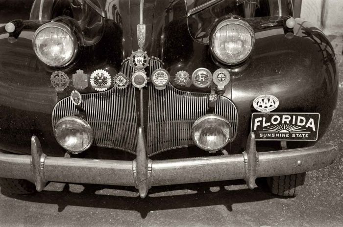 Cars of the Past