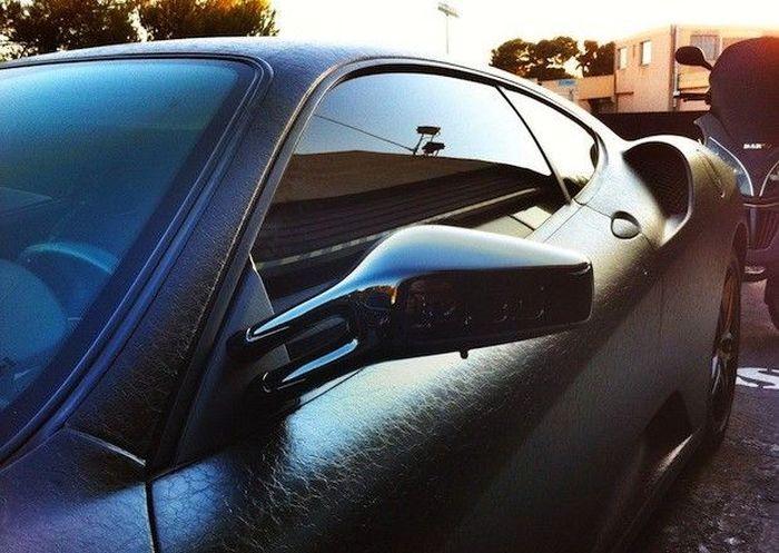 Ferrari F430 in Leather