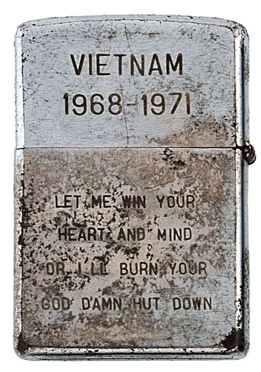 Vietnam-Era Zippos
