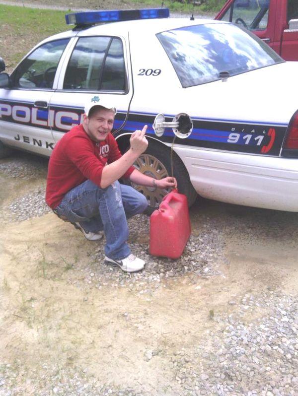 Facebook Photo Led to Arrest