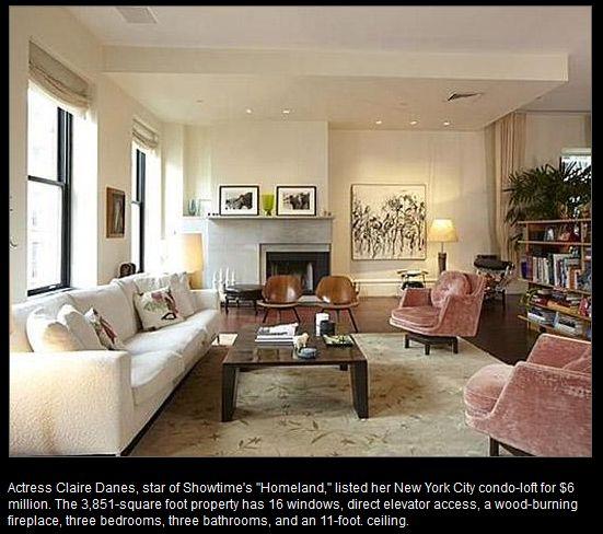 Celebrity Homes