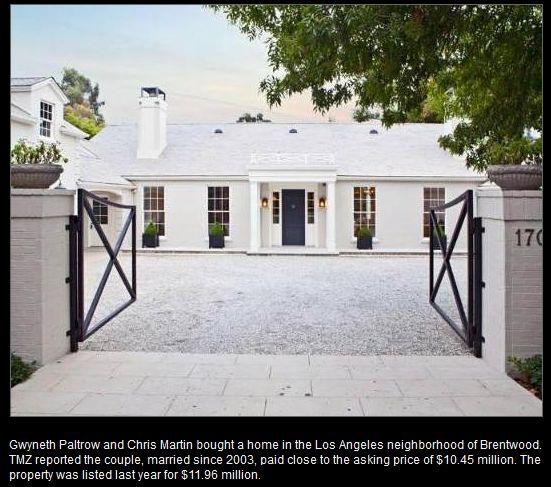 Celebrity homes celebrities for Celebrities houses in la