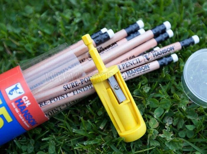 Sharp Your Pencils Like a Boss