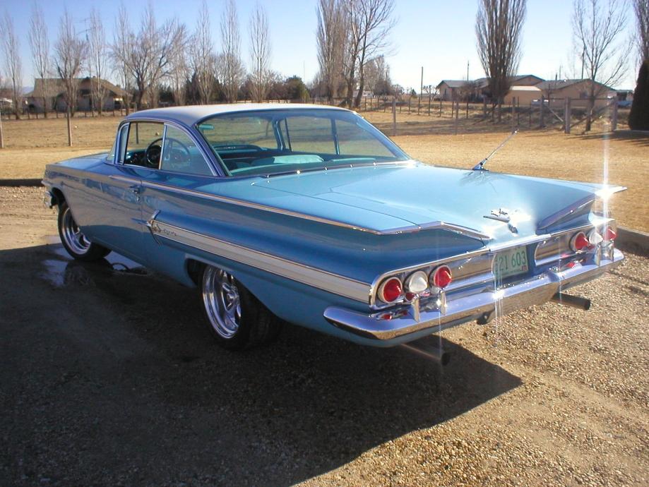 1960 Chevy Impala Vehicles