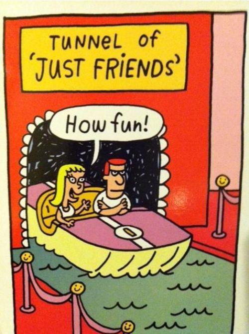 Enter the Friendzone