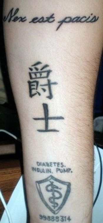 Medical Tattoos