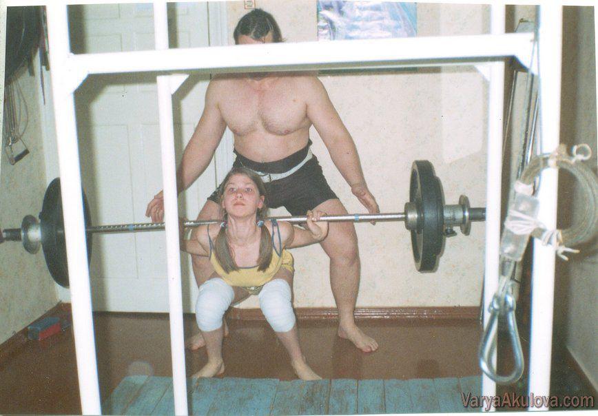 World's Strongest Girl Grew Up