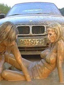Bikini Mud Wrestling