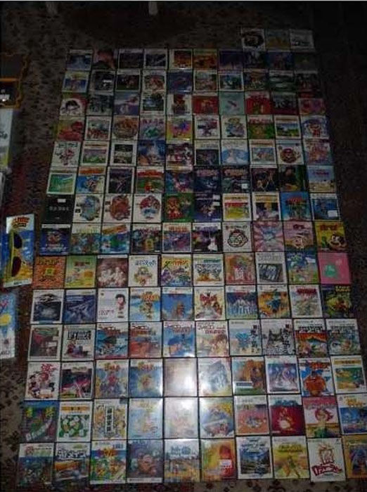 Largest Video Game Collection for $1.2M?
