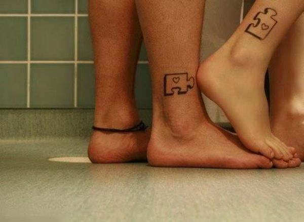 The Best Couple Tattoos