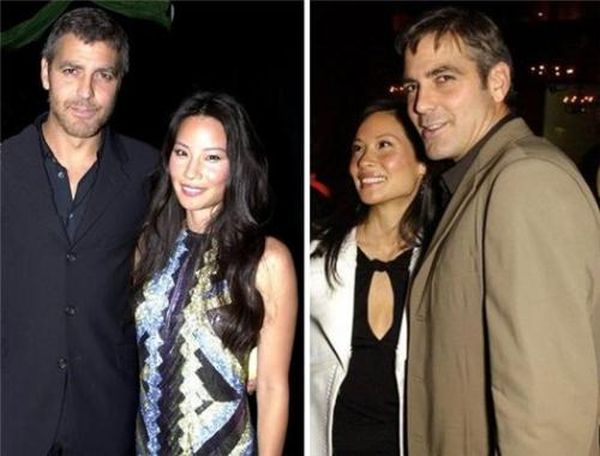 George Clooney and His Women