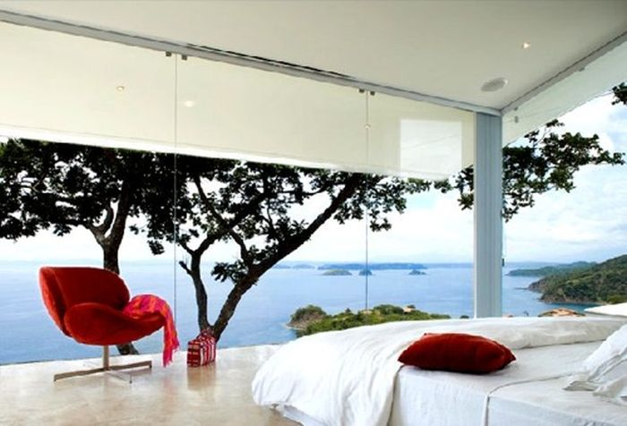 Beds with Awesome Views