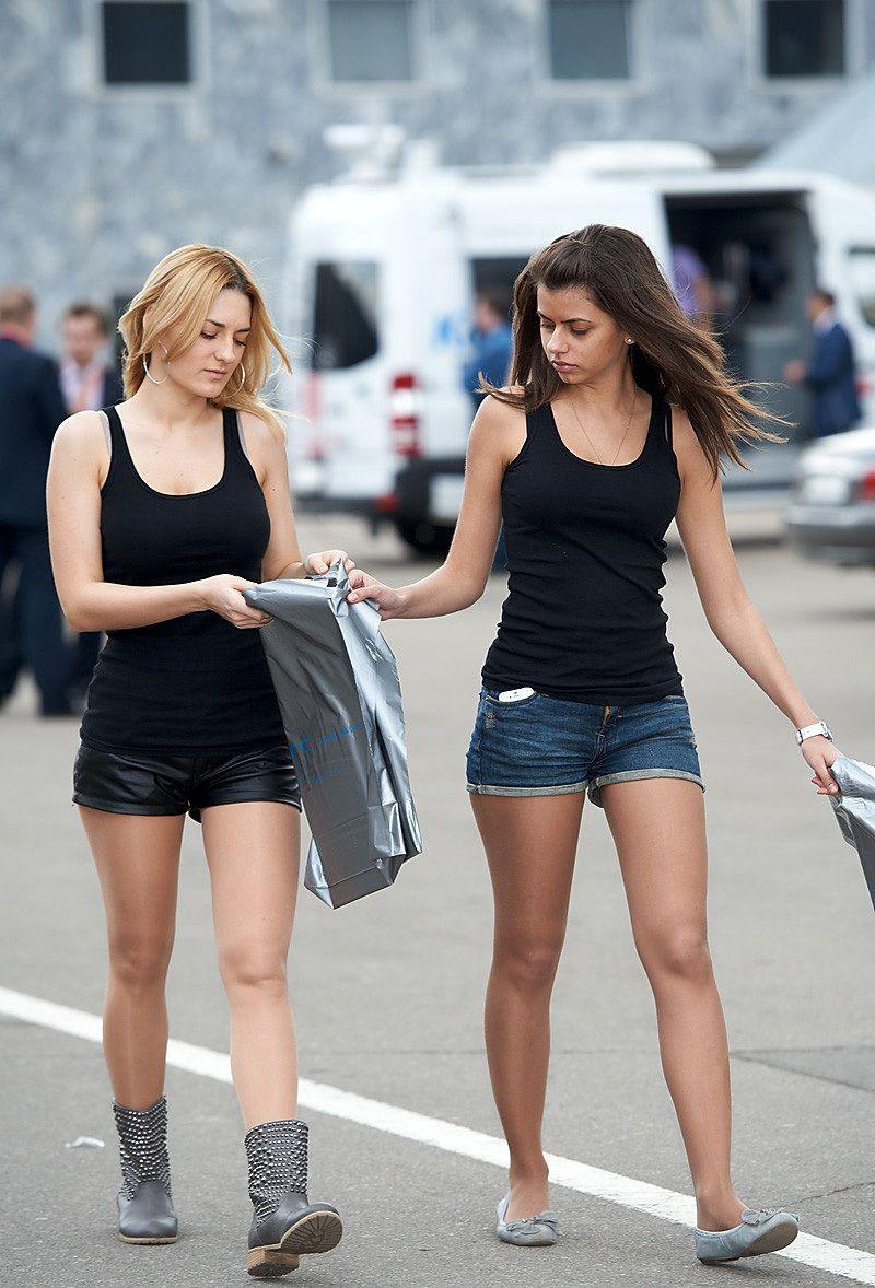 Русские девочки в юбках фото 4 фотография