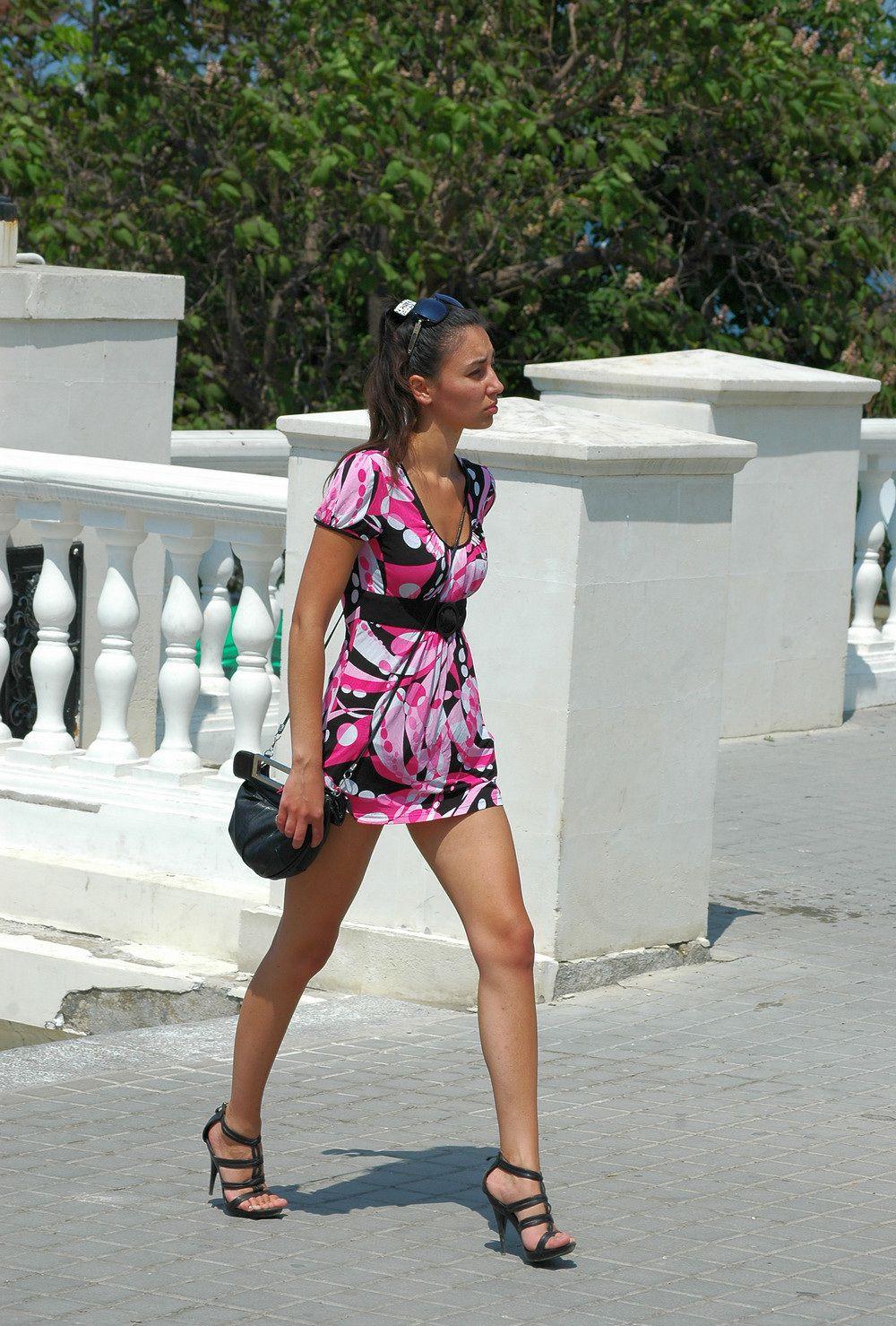 Русские девочки в юбках 23 фотография