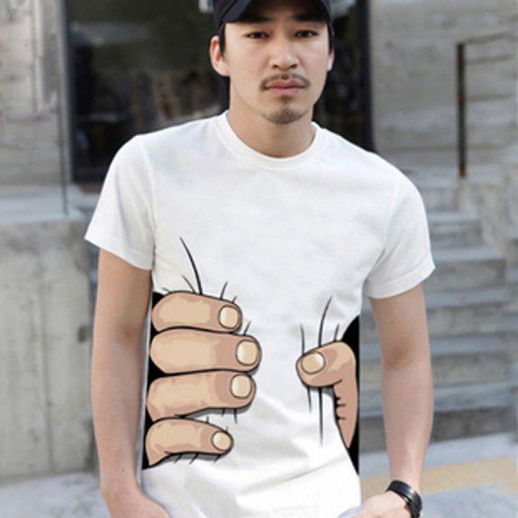 Conversation Starting T-Shirts