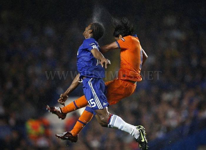 Fun soccer photos