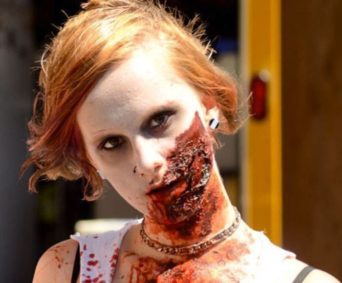 The Zombie Apocalypse Across America