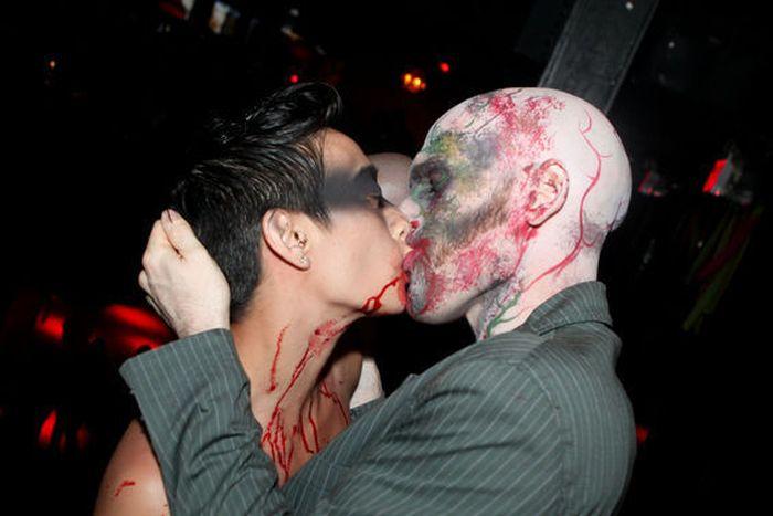 The Zombie Apocalypse Across America