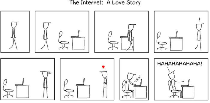 The Internet: A Love Story