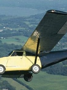 Flying 'AeroCar' From 1954 On Sale For $1.25m
