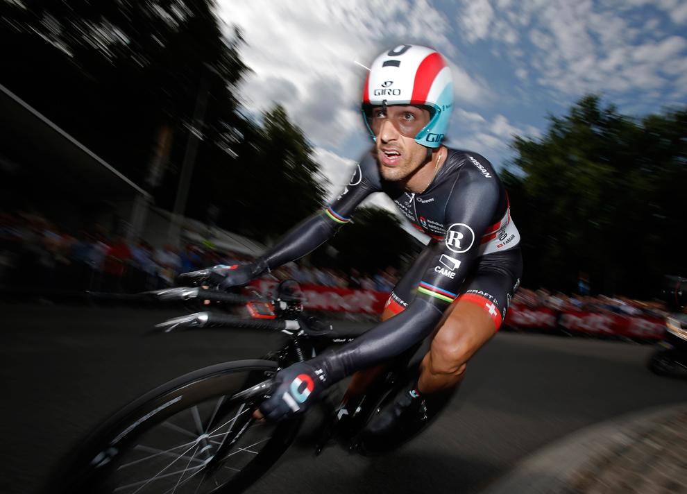 Tour de France, 2012, part 2012