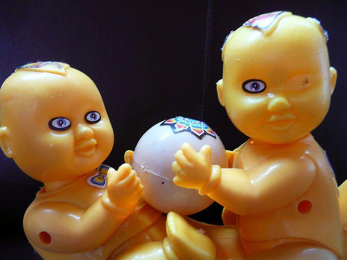Creepy Toys