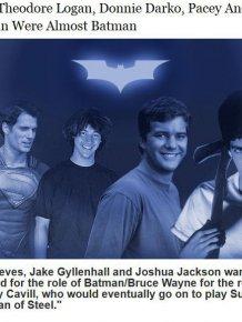 "Interesting Facts About ""Batman Begins"""