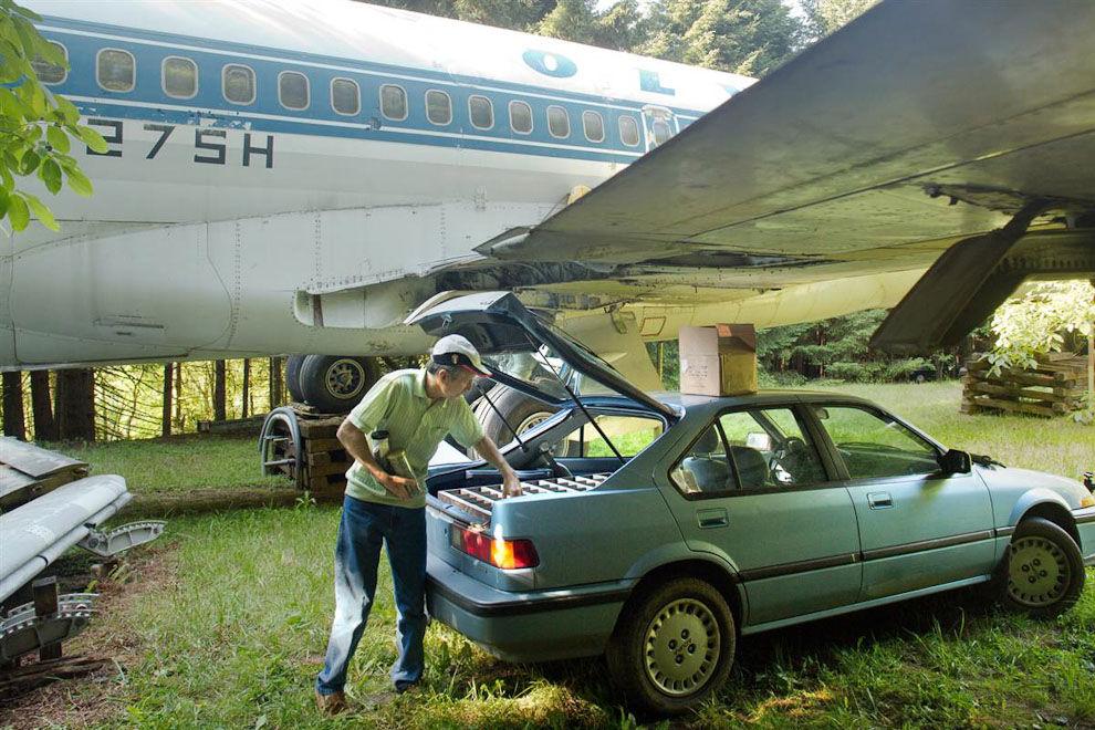 how to build an air plane