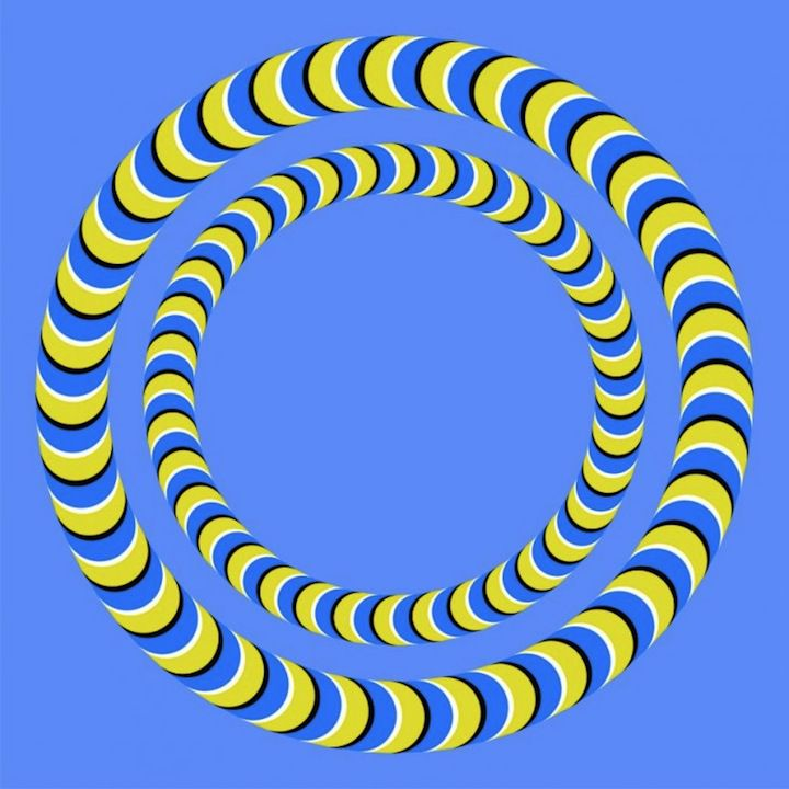No GIFs Just Image Illusions