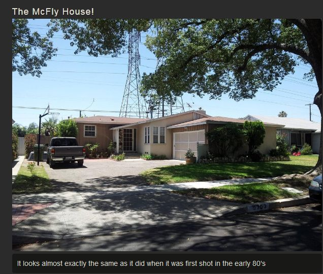 The McFly House!
