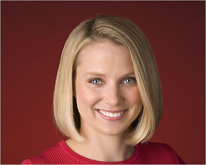 Yahoo's New CEO Marissa Mayer
